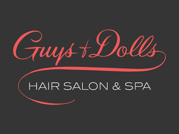 guy and dolls logo